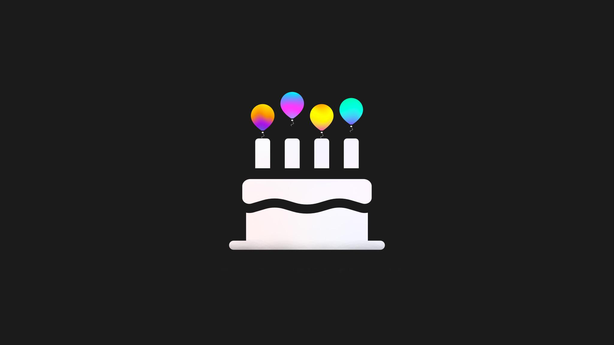 WCM Celebrates 4th Birthday!